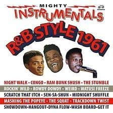 Various<br>Mighty Instrumentals R&B-Style 1961<br>2CD, Comp